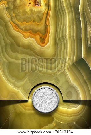 Granite Marble Onyx Background