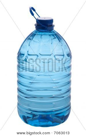 Fresh Mineral Water In Bottle
