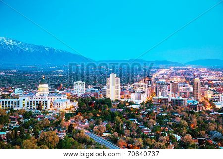 Salt Lake City Overview