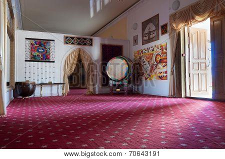 Ruh Ordo Cultural Complex Near Issyk Kul Lake