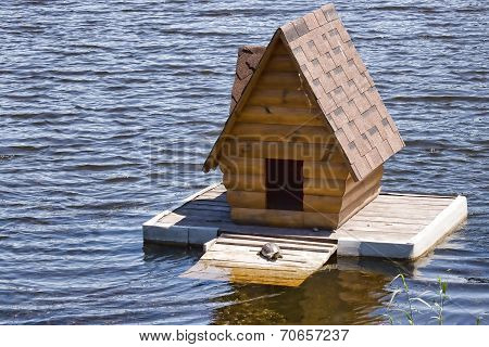 Little House On The Water