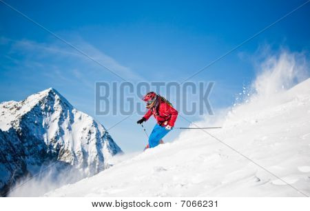 Freeride Skiers