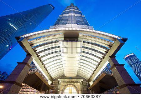 Shanghai Jin Mao Building Hyatt