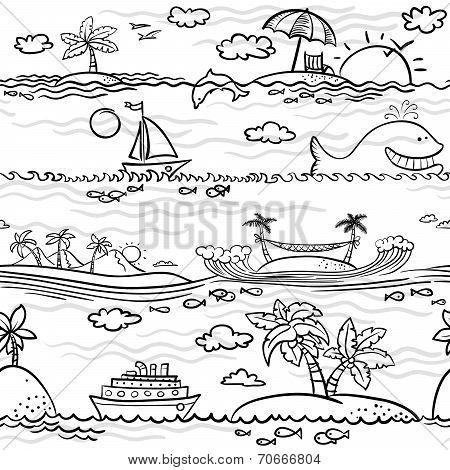 Beach Seamless