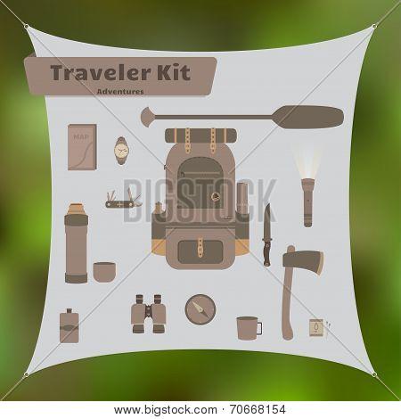 Traveler Kit