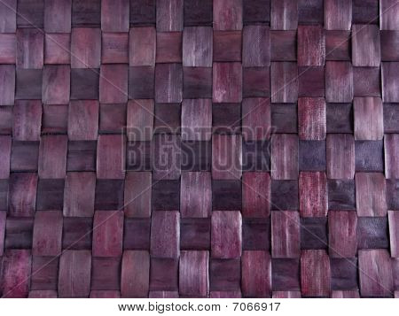 Background texture of bamboo mat