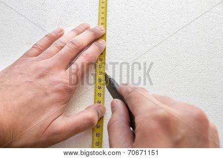 Cutting Polystyrene