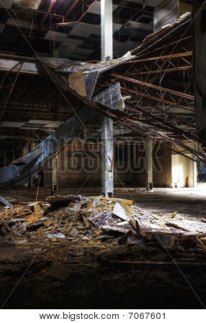 Abandoned Department Store