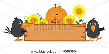 Cute Fall Sign