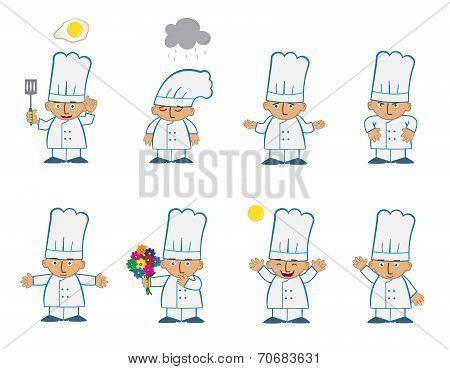 Tiny Chef Basic