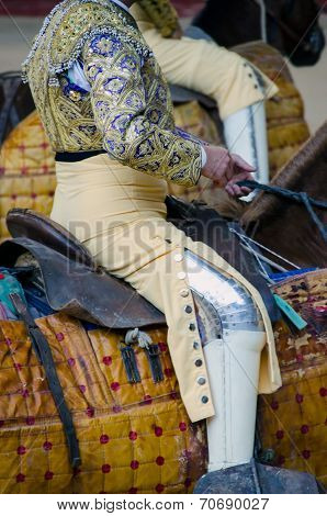 Bullfighter Horseman