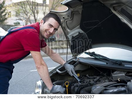 Car Service Mechanic