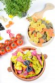 image of souse  - Different ingredients to prepare pasta and souse - JPG