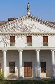 picture of vicenza  - The Villa Valmarana  - JPG
