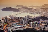 pic of south east asia  - Skyline of Busan - JPG