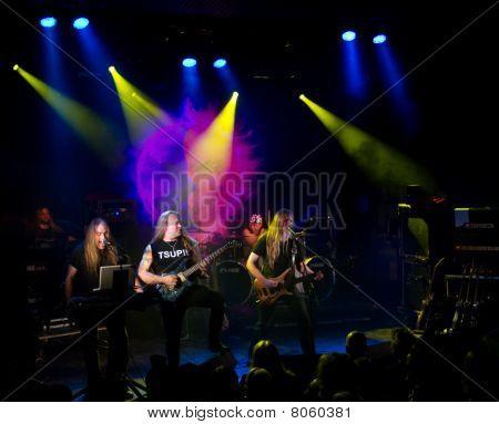 Finnish heavy metal band Tarot