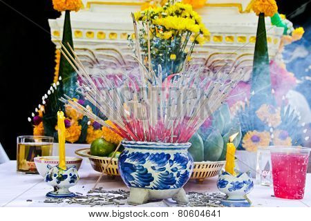 Incense Censer Respect God