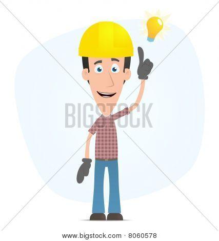 Builder visited idea