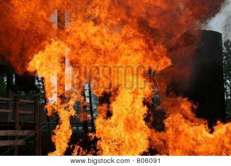 Fire Sabotage