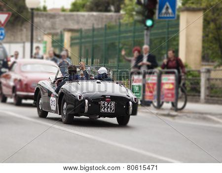 OLB CAR MILLE MIGLIA 2014
