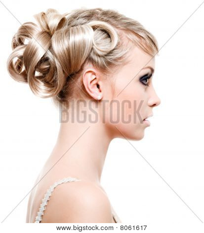 Fashion Modern Hairstyle