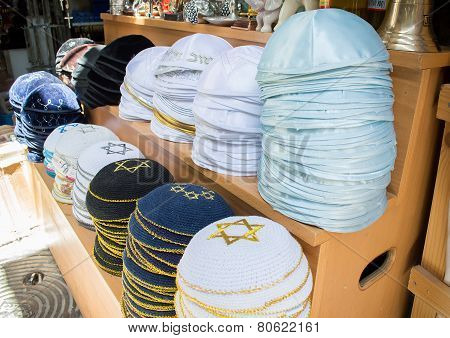 Kipa And Yarmulke