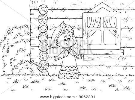 Garota rural