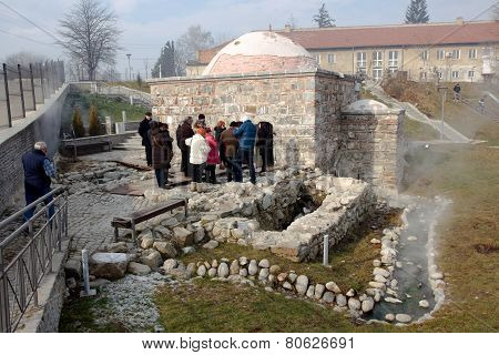 Bulgaria Tourism Banya Turkish Bath