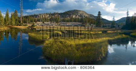 Uinta Mountains landscape