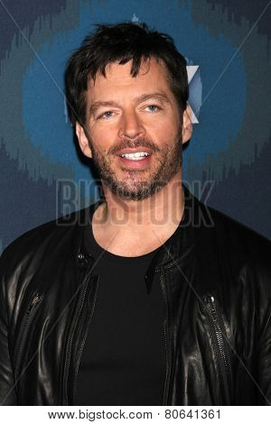LOS ANGELES - JAN 17:  Harry Connick Jr at the FOX TCA Winter 2015 at a The Langham Huntington Hotel on January 17, 2015 in Pasadena, CA