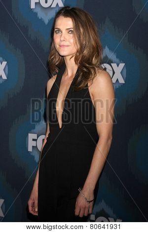 LOS ANGELES - JAN 17:  Keri Russell at the FOX TCA Winter 2015 at a The Langham Huntington Hotel on January 17, 2015 in Pasadena, CA