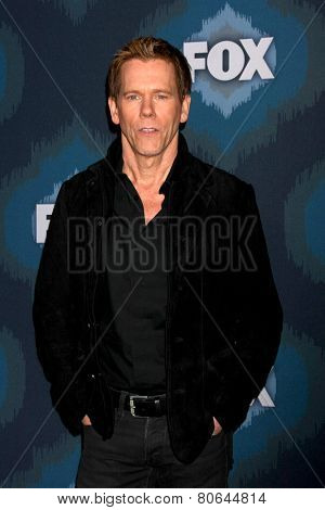 LOS ANGELES - JAN 17:  Kevin Bacon at the FOX TCA Winter 2015 at a The Langham Huntington Hotel on January 17, 2015 in Pasadena, CA