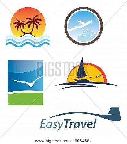 Vacation Logos