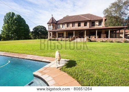 Pool Mansion