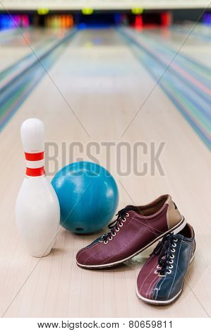 Everything You Need For Plying Bowling.