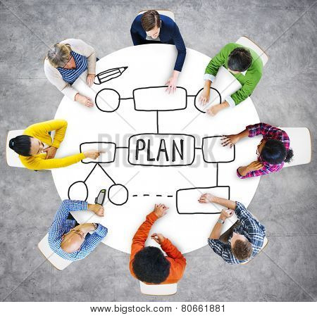 People Cooperation Plan Vision Development Guideline Strategetic Ideas