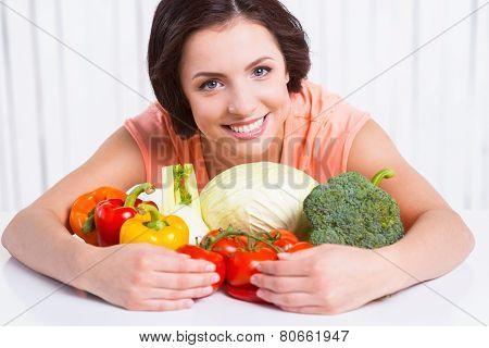 I Am Vegetarian.
