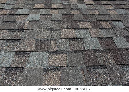 Asphalt Dachschindeln