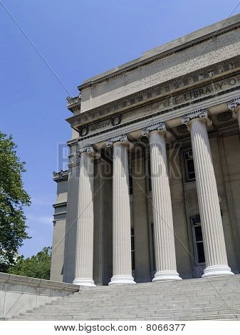 Library Building, Columbia University