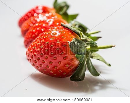 Aligned Strawberry