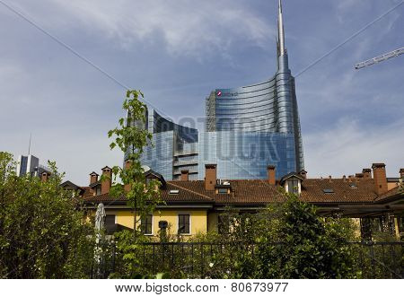 Milan Between History And Modernity