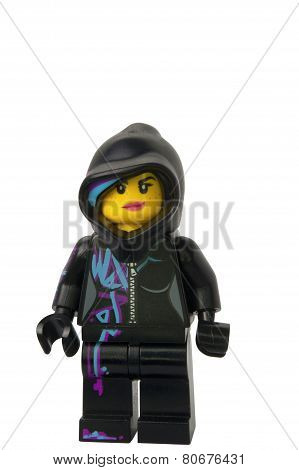 Wyldstyle Lego Minifigure