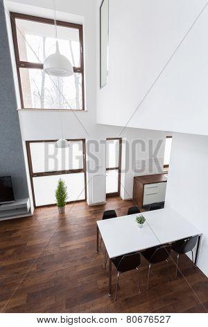 Modern Dining Hall