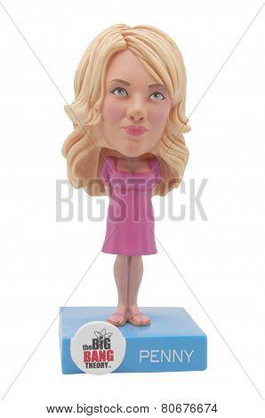 Penny Bobblehead