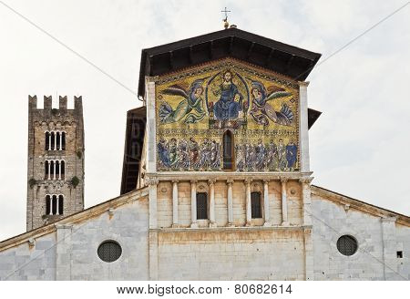 Lucca Basilica Of San Frediano
