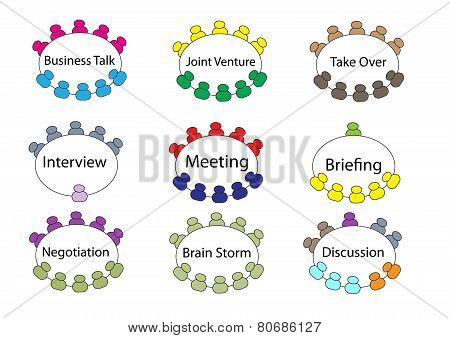 Business Round Table Meeting