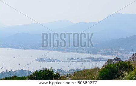 View Of Port De Pollensa