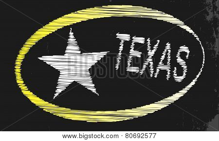 Texas Blackboard