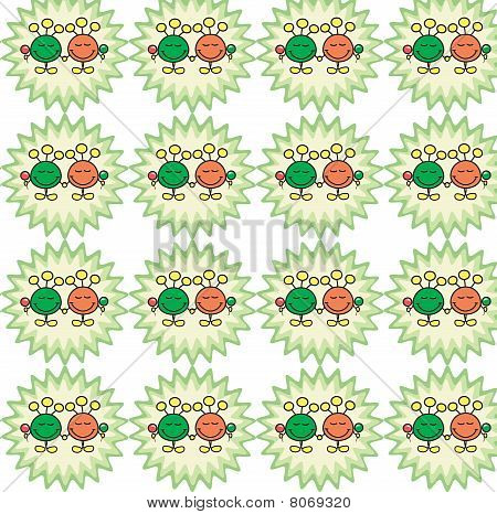 Texture of manikins