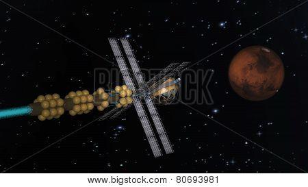 Mars Flight